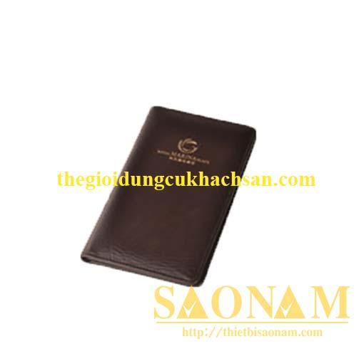 Bìa Kẹp Bill Thu Tiền SN#524415